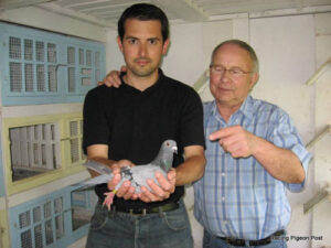 pigeon racing partnerships